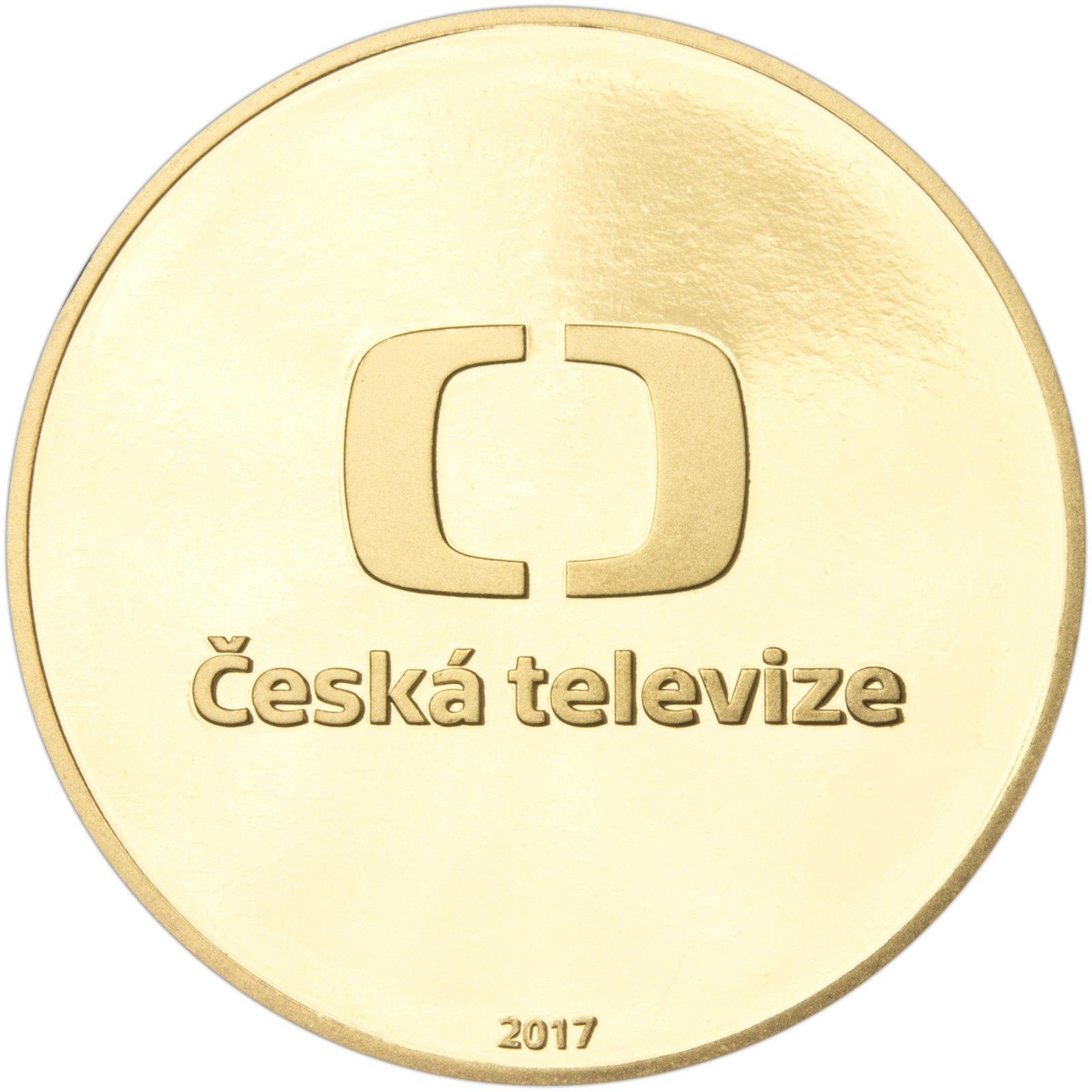 0229684cd ČT - Pat a Mat II. - žeton | Mincovna. Obecní dům, Praha.