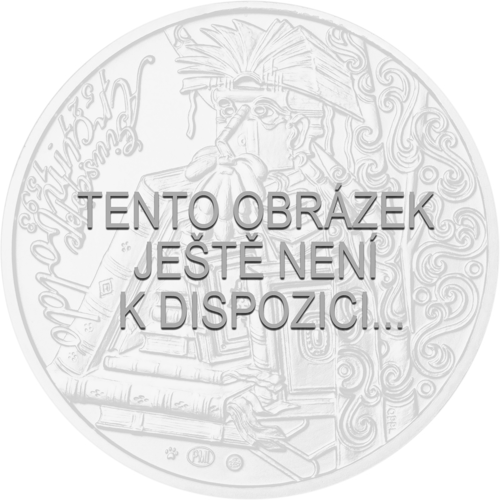 ČT-Pat a Mat 20 mm Au Proof