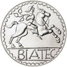 Biatec - 1 dukát Ag b.k.